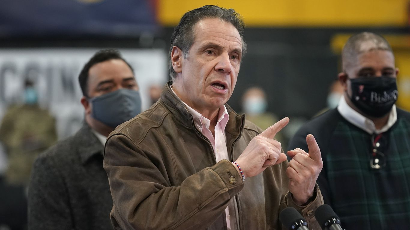 Rep. Rice demands Cuomo resign after third woman accuses him of misconduct thumbnail