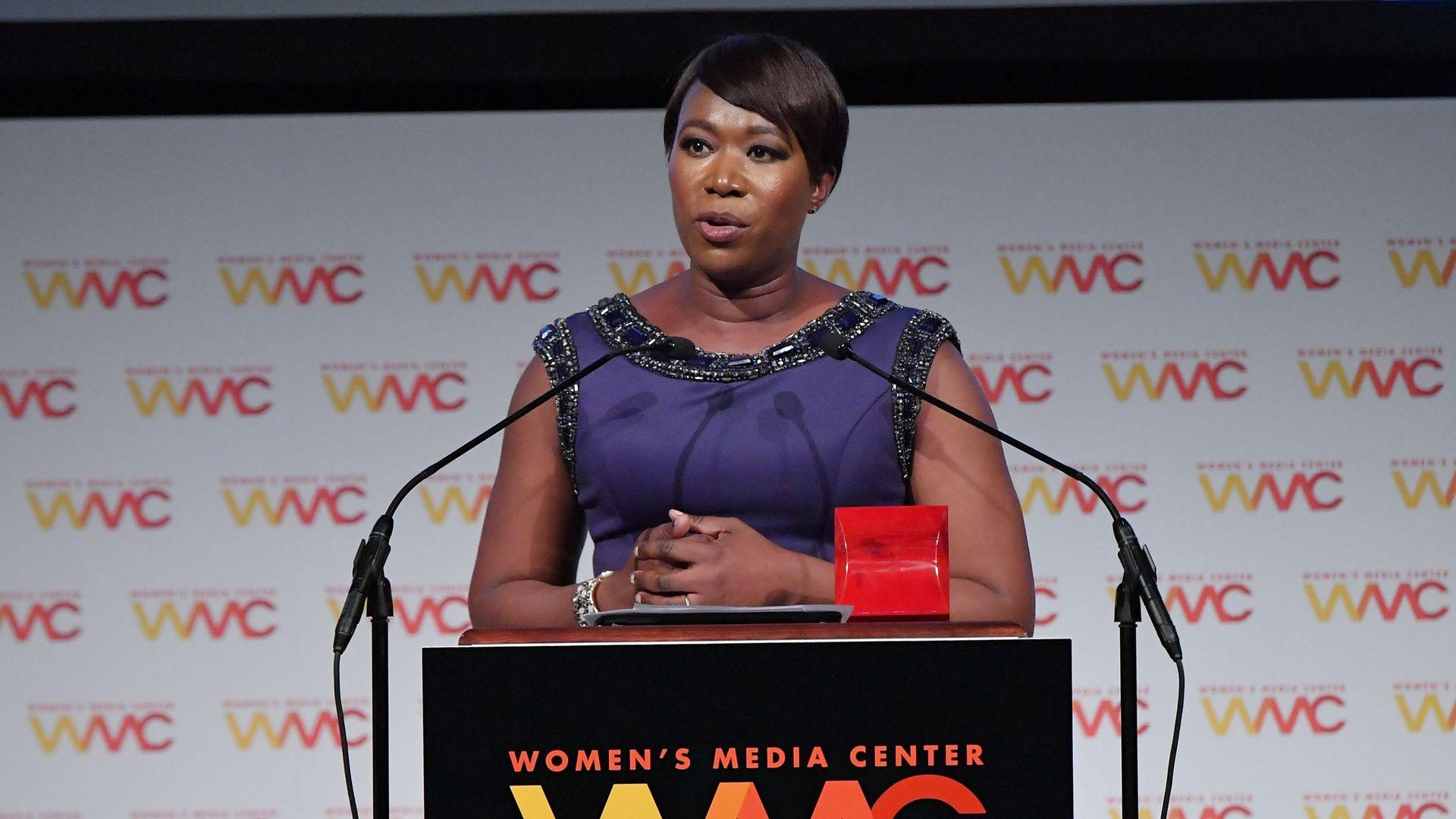 MSNBC's Joy Reid.