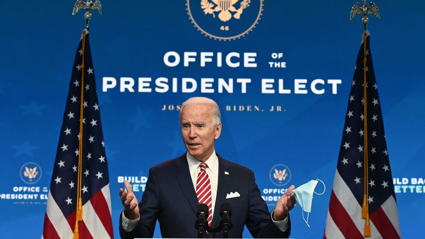 Progressives give up trying to convince Biden on personnel, shift to policy thumbnail