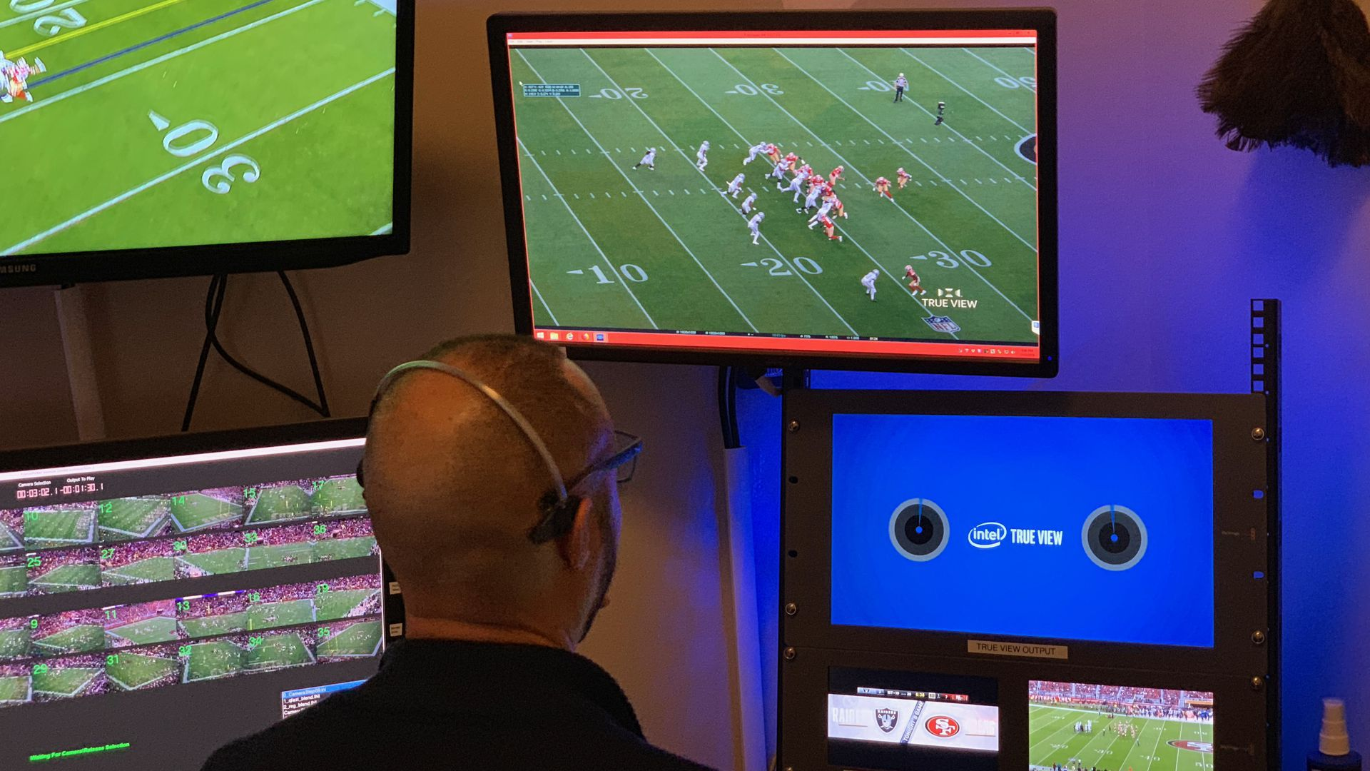 Political Organizing Inside Intel S Big Bet On Virtual Reality Sports