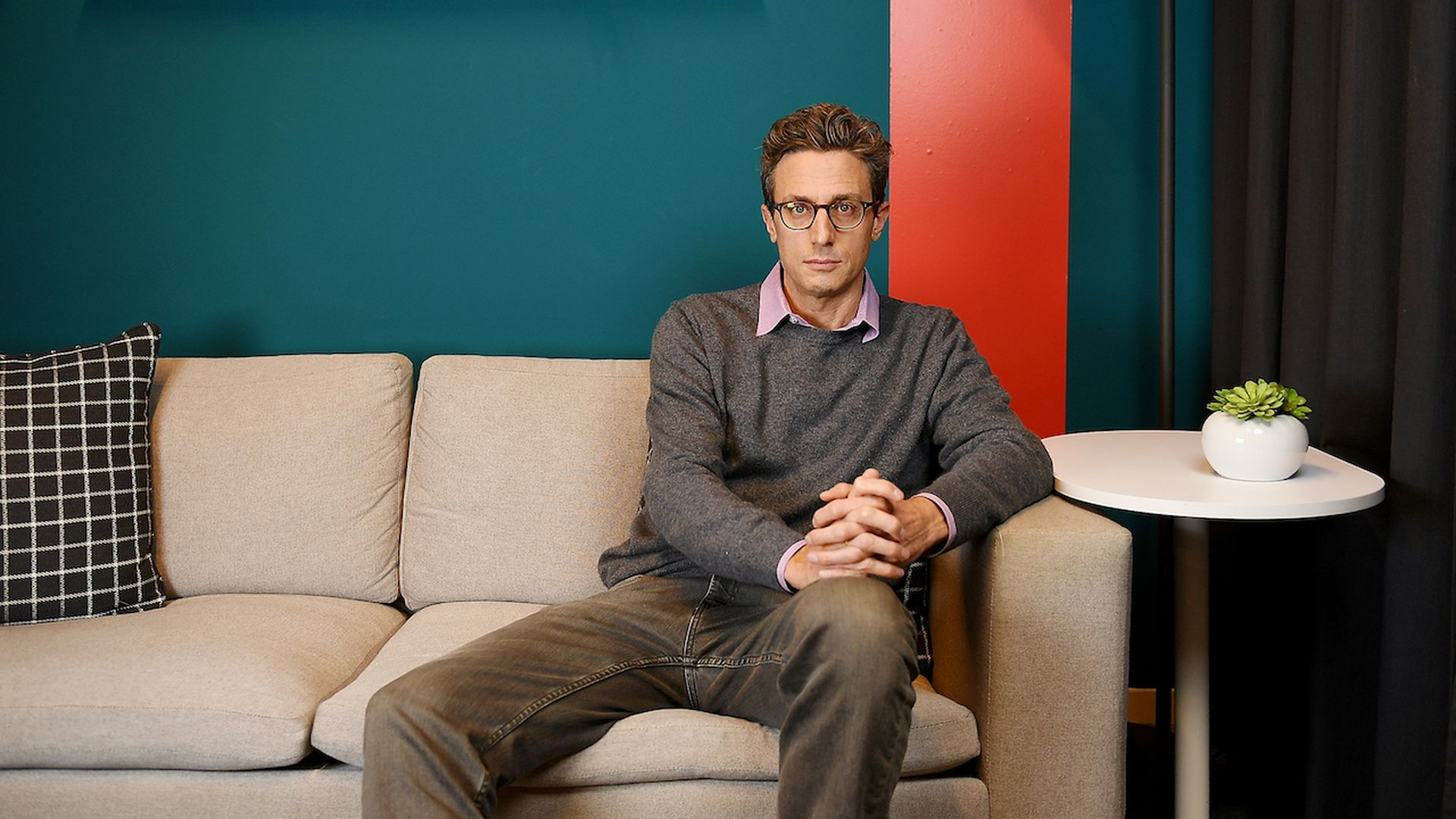 """BuzzFeed CEO's 8-step plan to """"unbreak"""" the internet"""