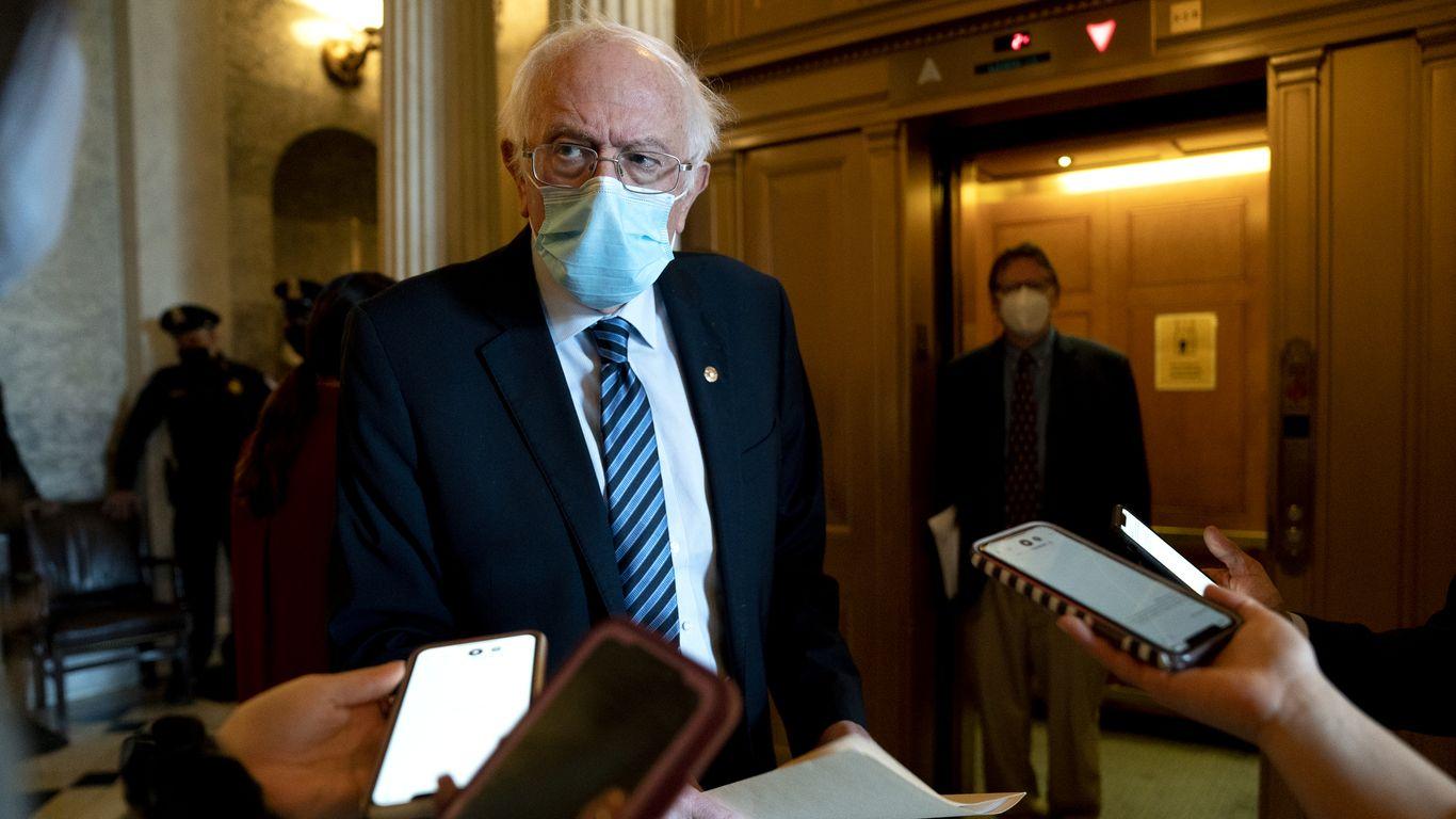 8 Senate Democrats vote against adding $15 minimum wage amendment to COVID relief thumbnail