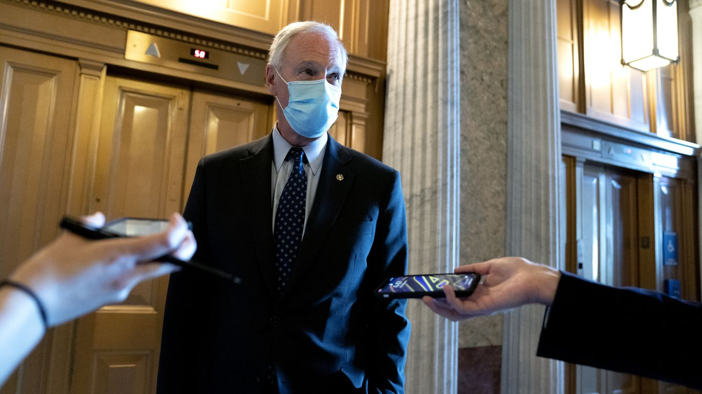 Republicans are demanding a full 600-page reading of Biden's COVID relief bill thumbnail