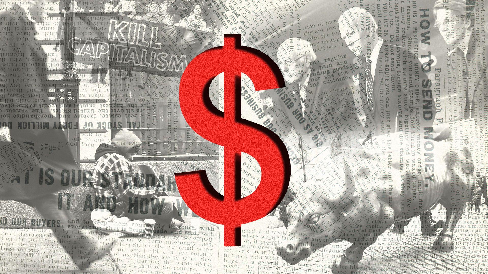 Capitalism's discontents - Axios