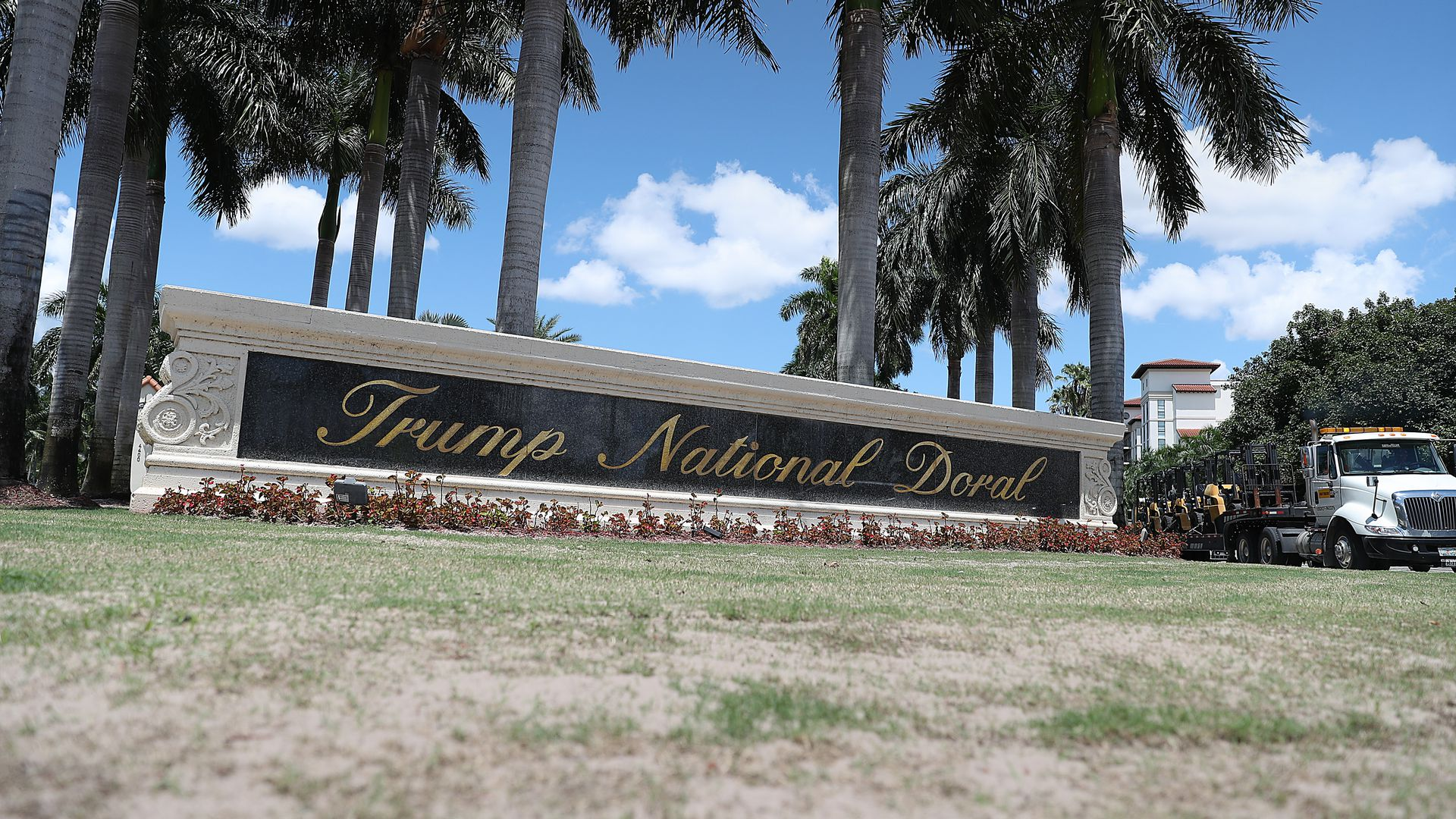Mulvaney says G7 summit will be at Trump's Doral resort in Miami