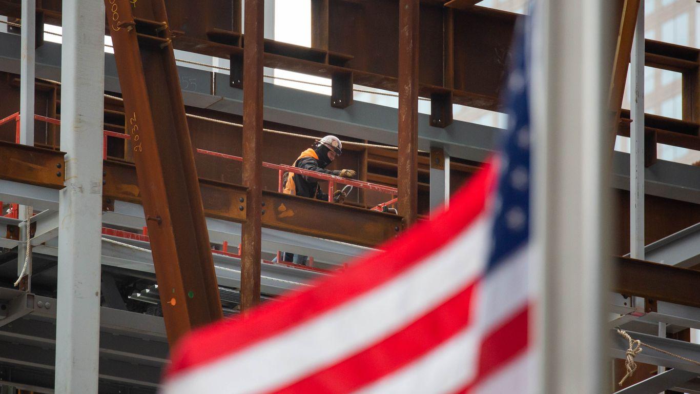 U.S. economy added 379,000 jobs in February thumbnail
