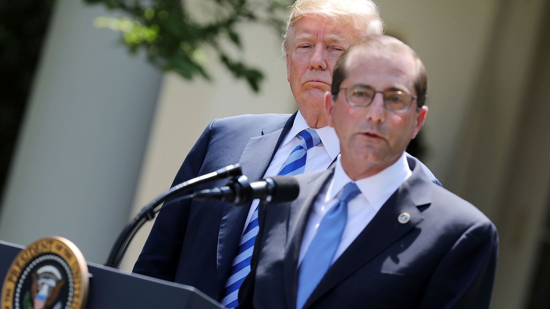 White House regroups after a bad week for its prescription drug pricing agenda