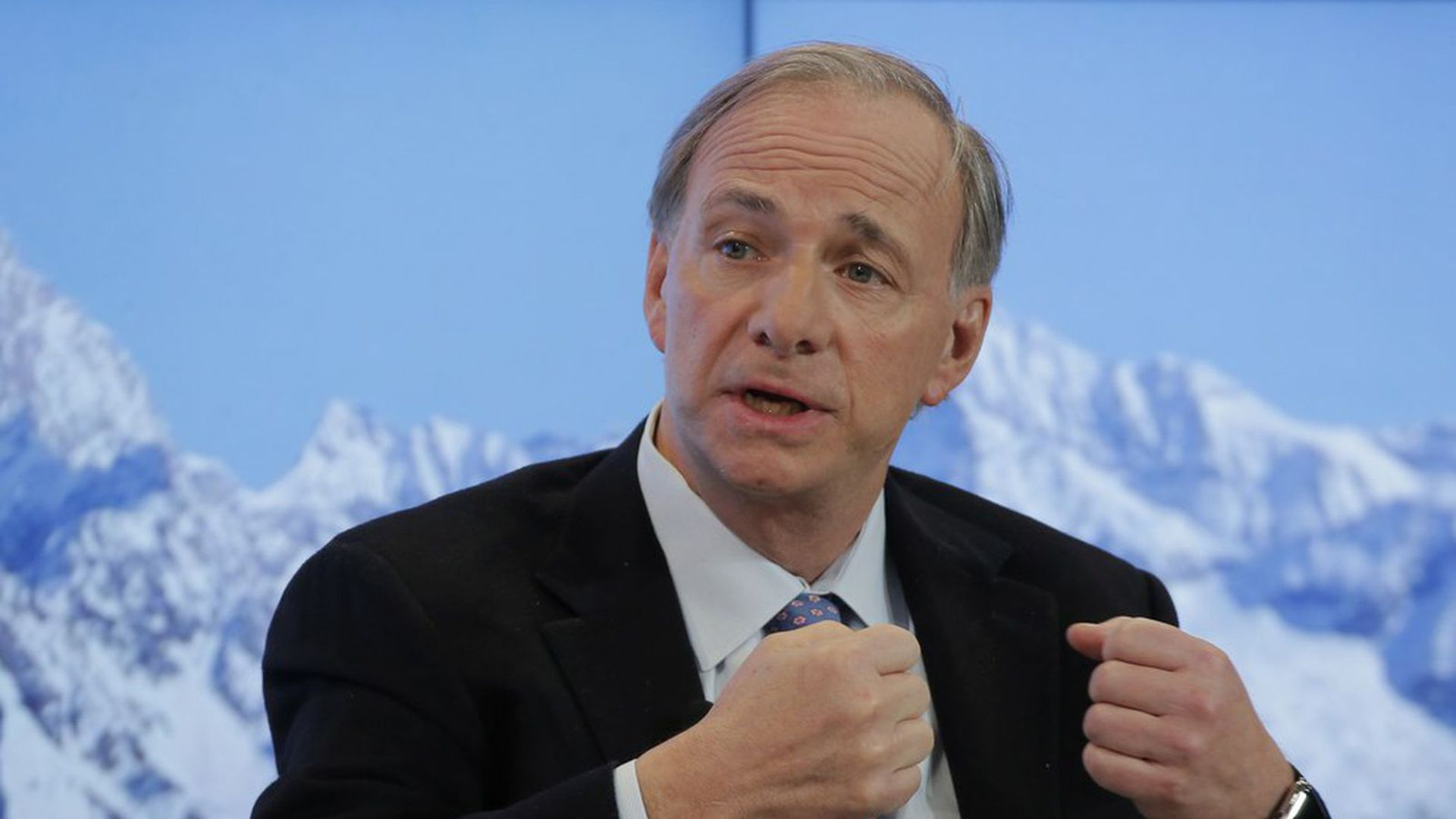Ray Dalio, founder of Bridgewater Associates, says wealth inequality is a national emergency.