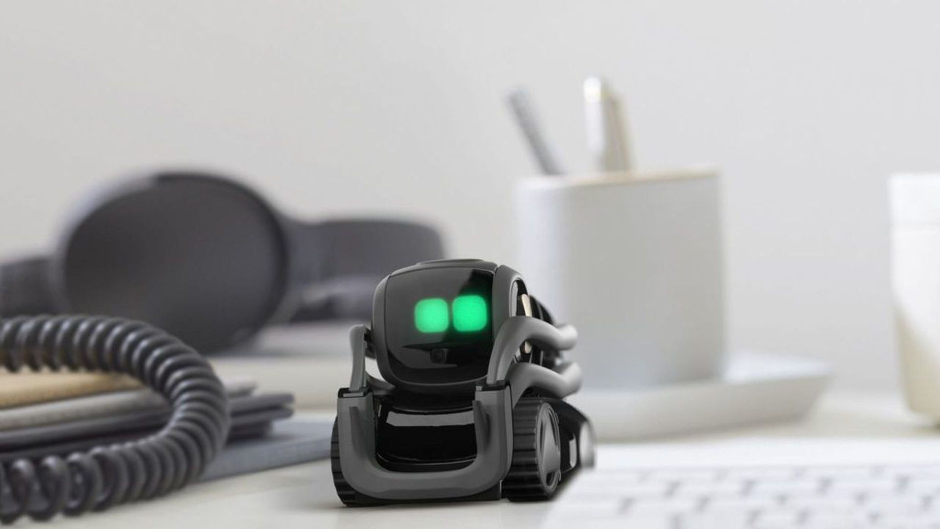 Anki's latest robot, Vector, went on sale last October for $249. Photo: Anki