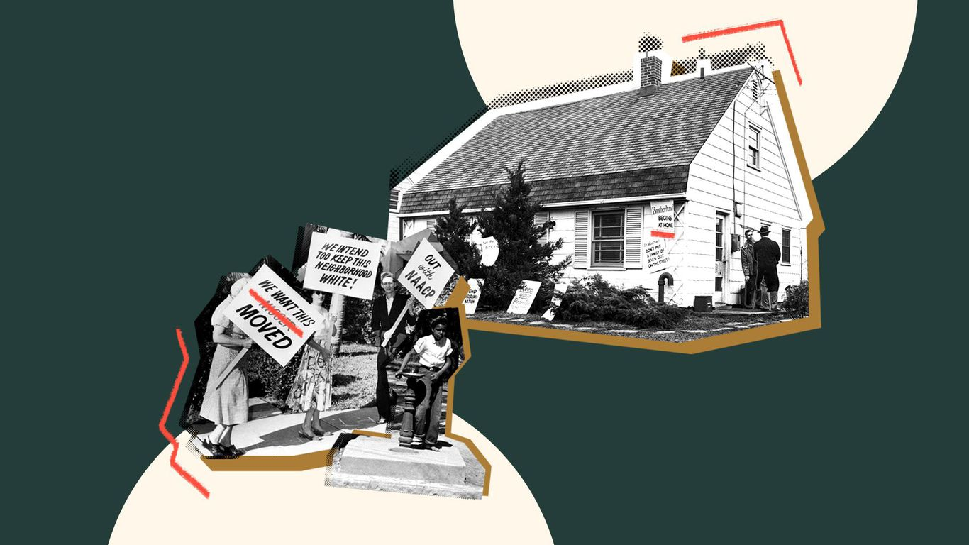 A timeline of housing inequalities