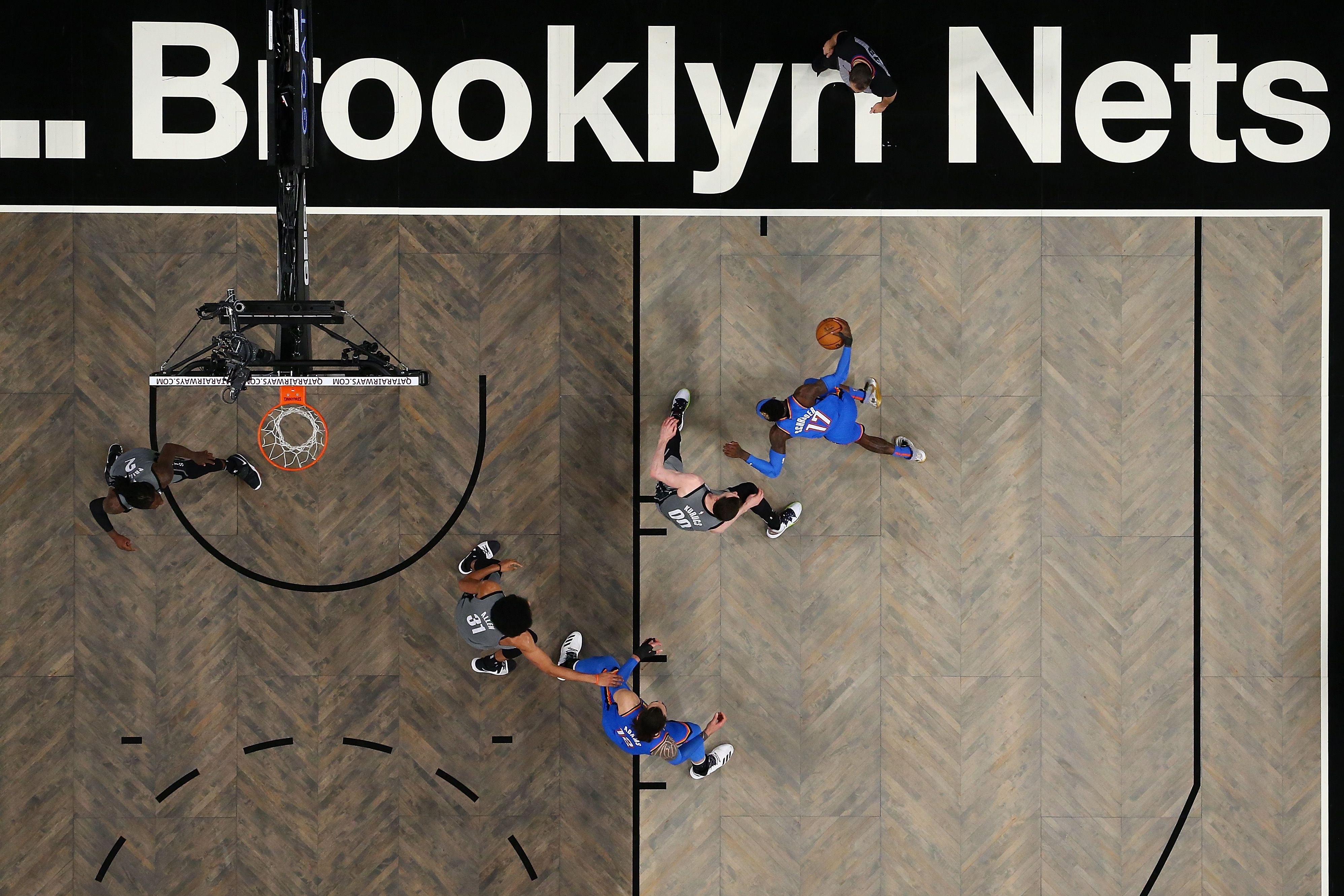 Photo of Nets court