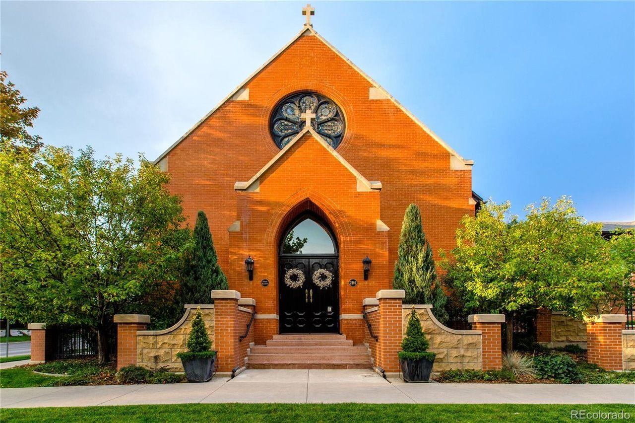 2401 East 5th Avenue, Unit 1 exterior church