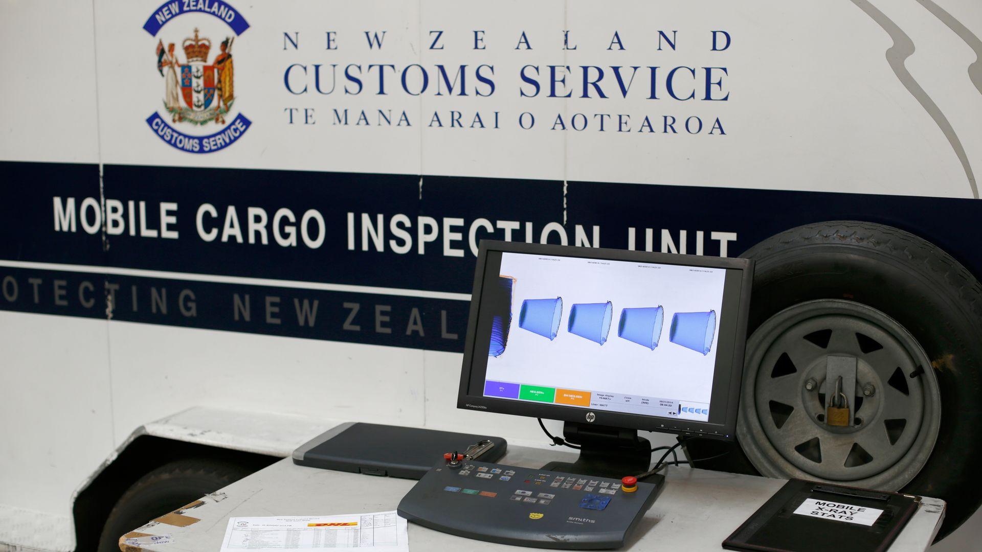 Drug detection equipment