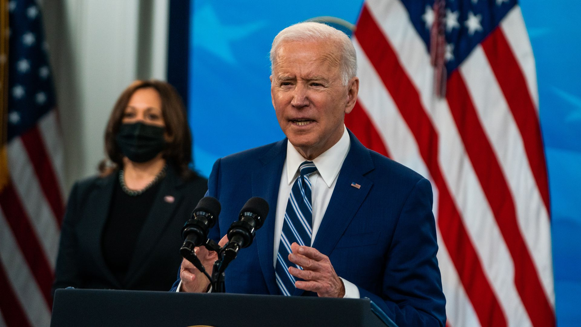 Biden issues first-ever presidential proclamation for Trans Day of Visibility - Axios