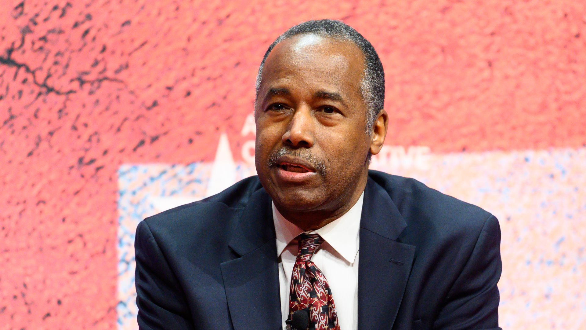 "Ben Carson says he will ""certainly"" finish out this term."