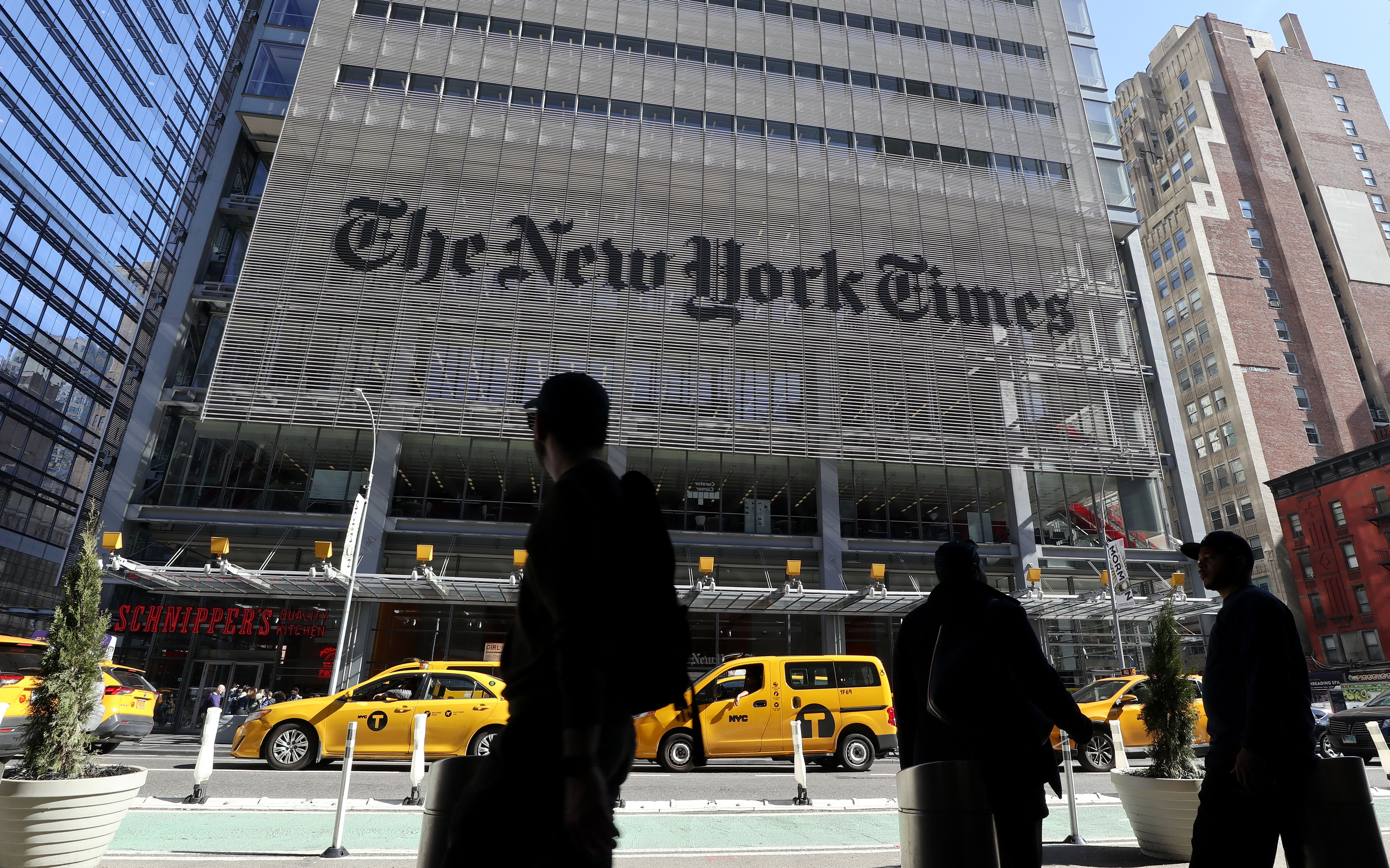 James Bennet resigns as editor of NYT editorial page amid backlash over Tom Cotton op-ed thumbnail