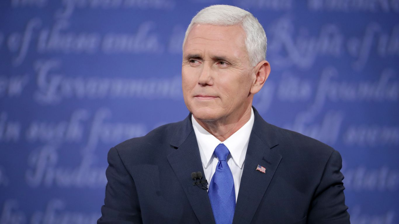 Outgoing VP Pence calls Vice President-elect Harris to offer congratulations, help thumbnail