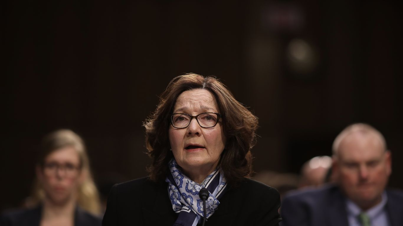 Gina Haspel almost resigned over plan to install Trump loyalist Kash Patel as CIA deputy thumbnail