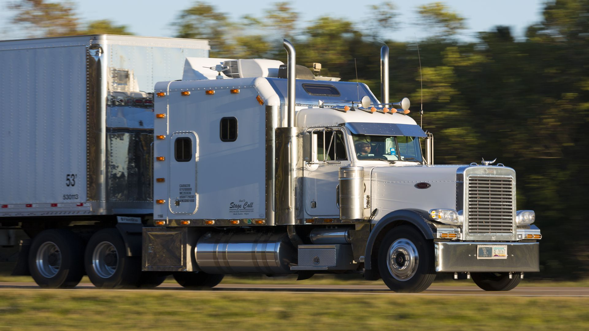 More women are becoming truck drivers amid industry labor shortage