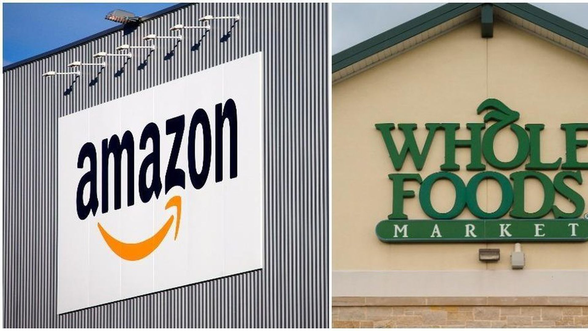 Amazon is buying Whole Foods - Axios