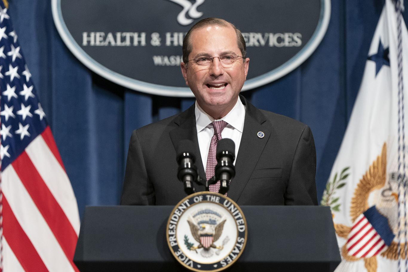 Azar to lead delegation to Taiwan in first high-level U.S. visit in 41 years thumbnail