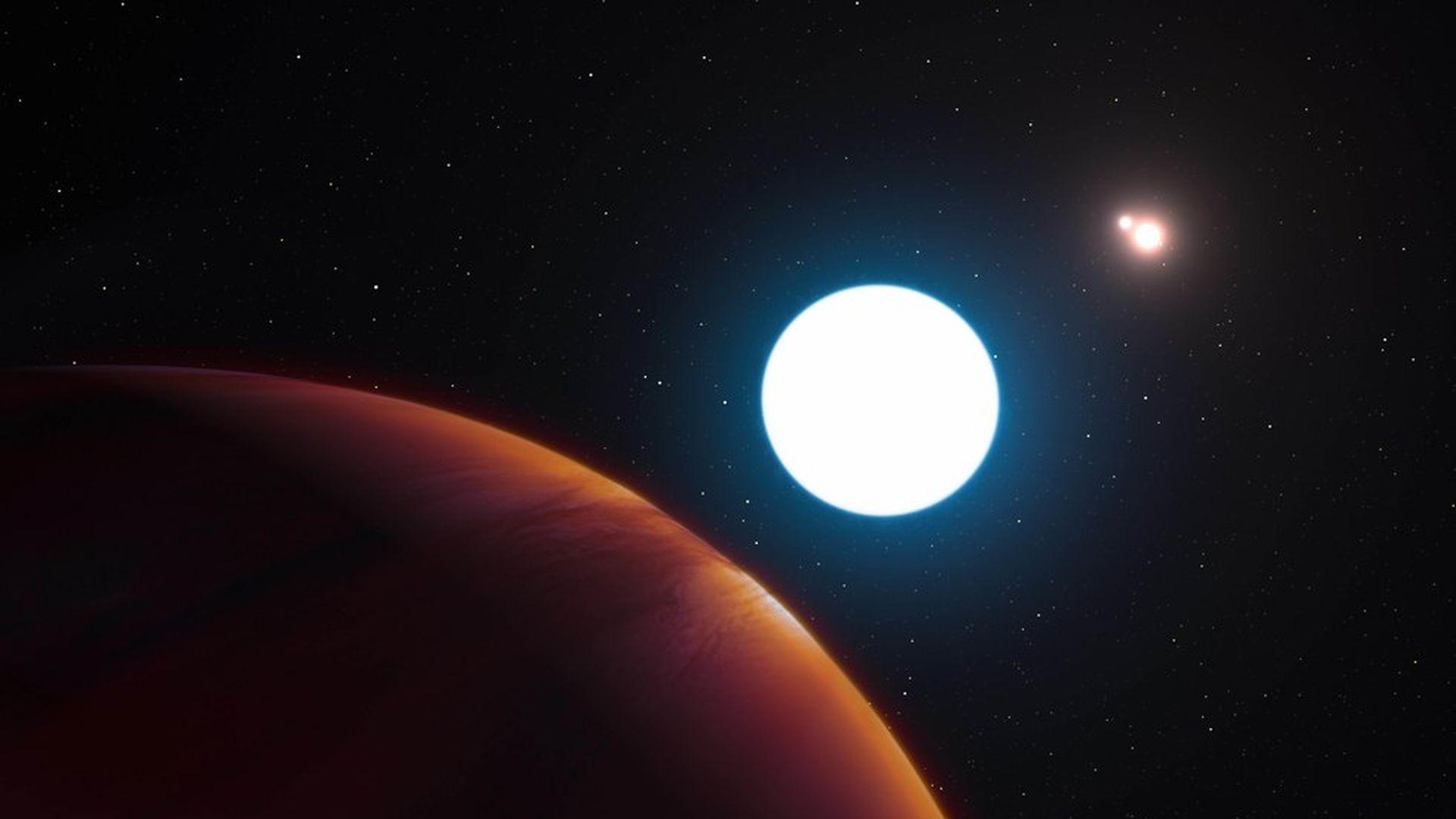How a musical rhythm keeps 7 planets in orbit