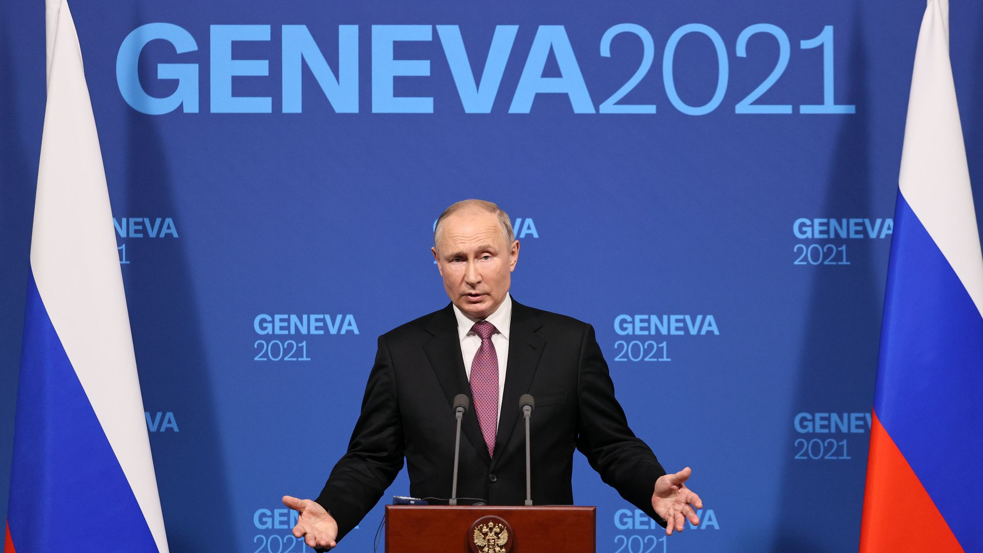 Vladimir Putin, Joe Biden, Jen Psaki, USA, Russia, Exhaustive Reads,