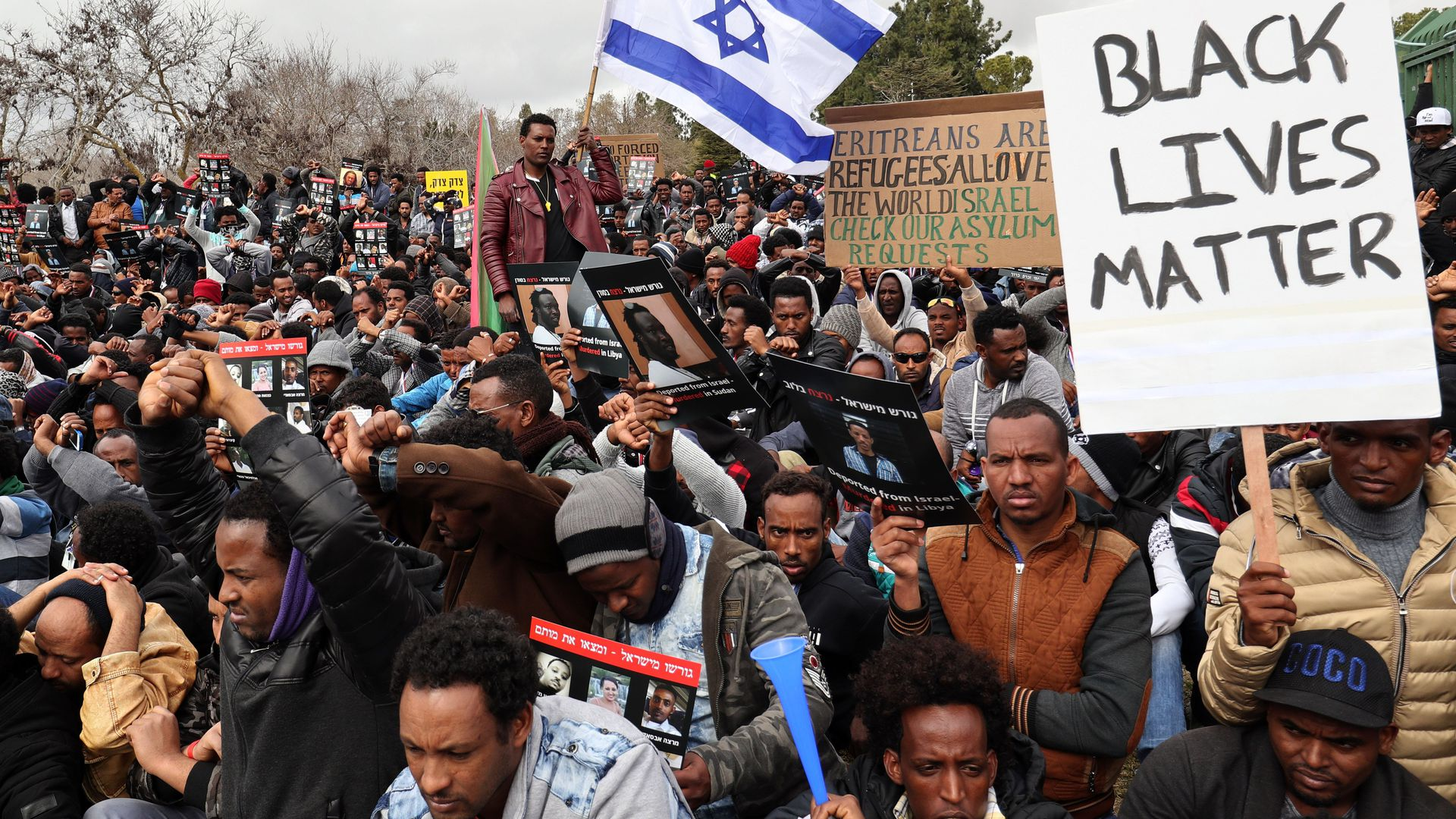 u n urges israel to reconsider move to deport african migrants