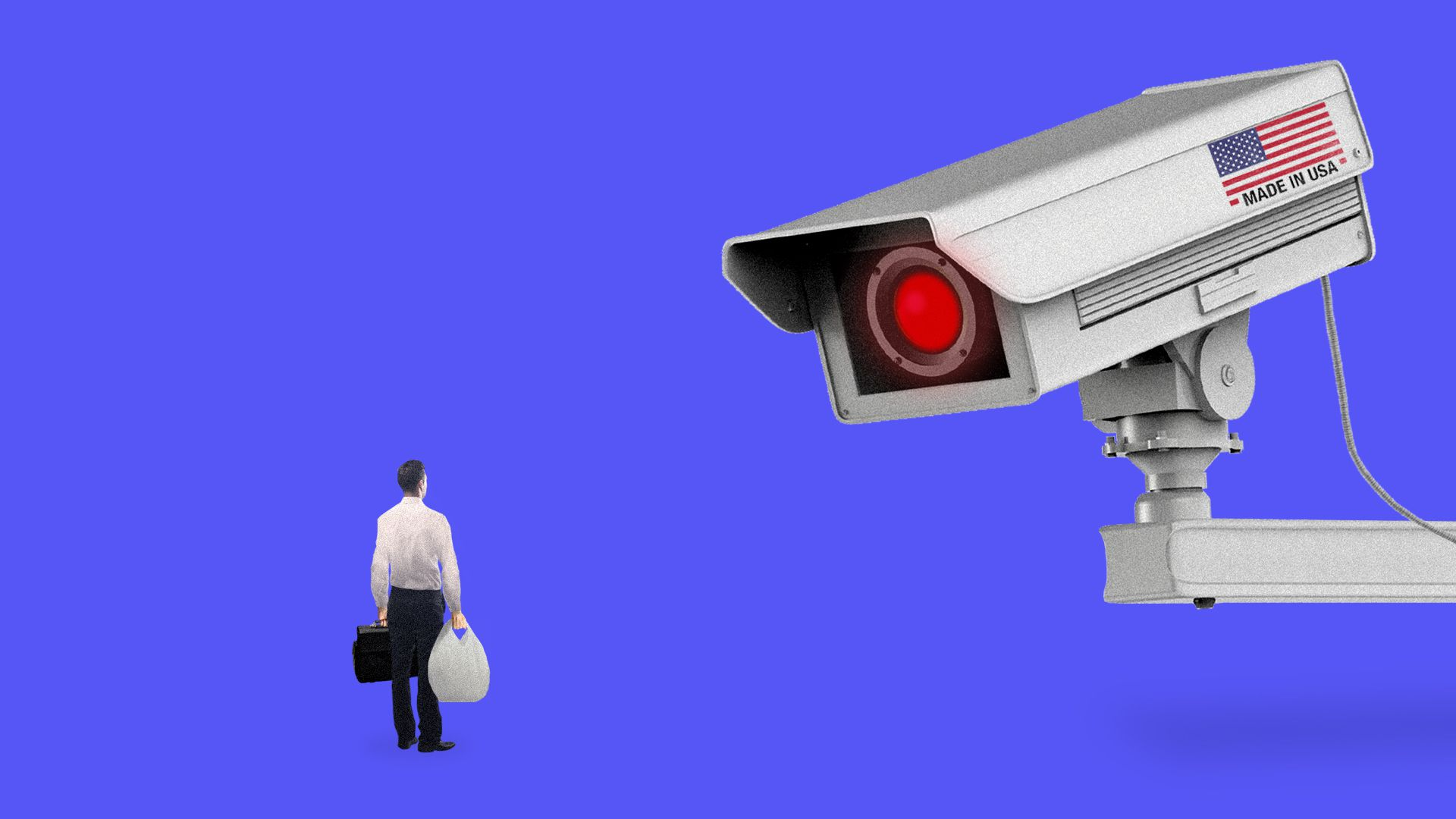 How U S Technology Is Used For Surveillance In China Axios