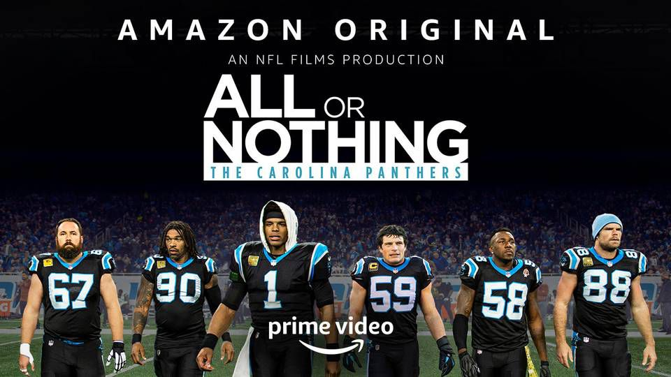 """""""All or Nothing"""" poster"""