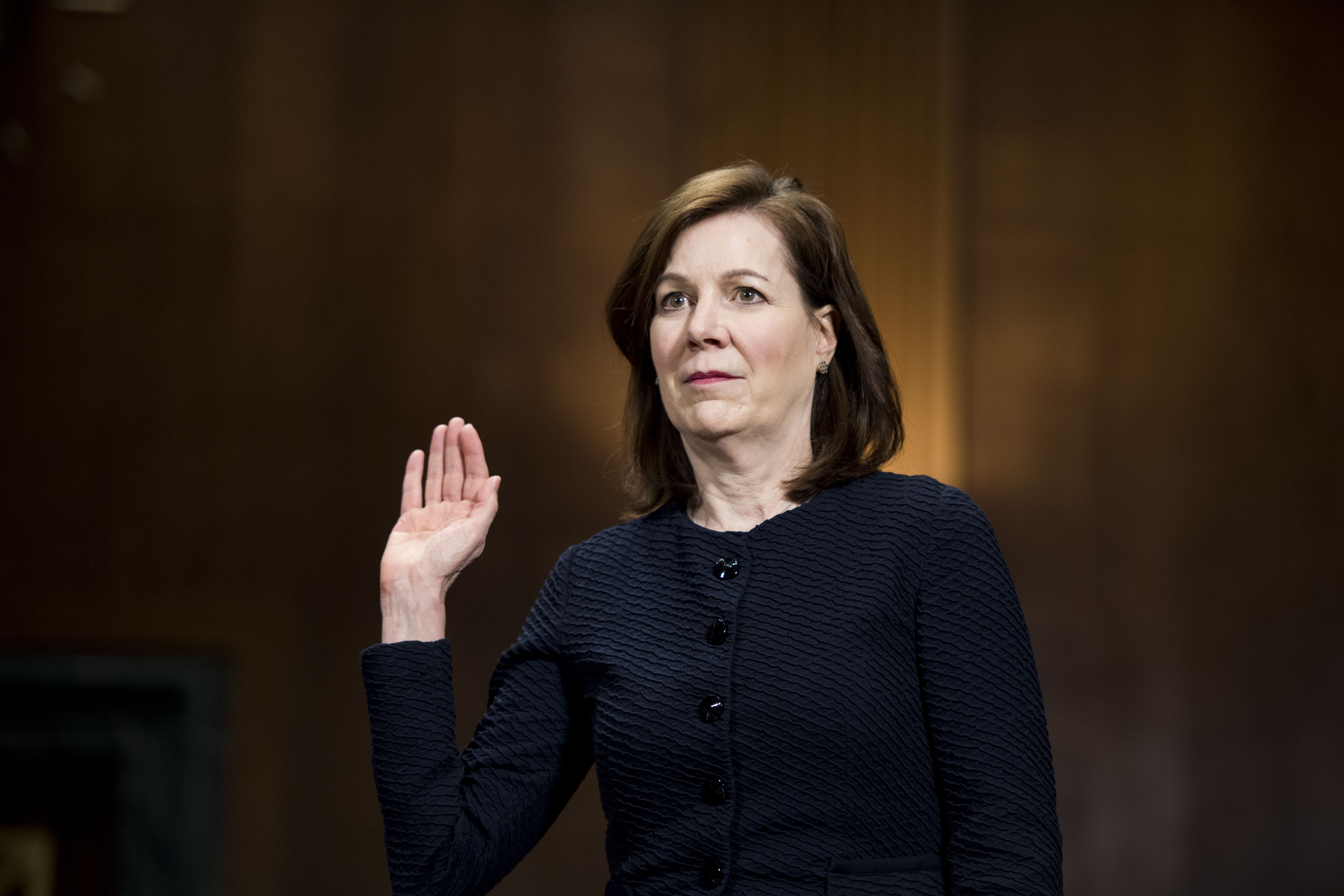 Dems react to the confirmation of Trump's judicial nominee Wendy Vitter - Axios