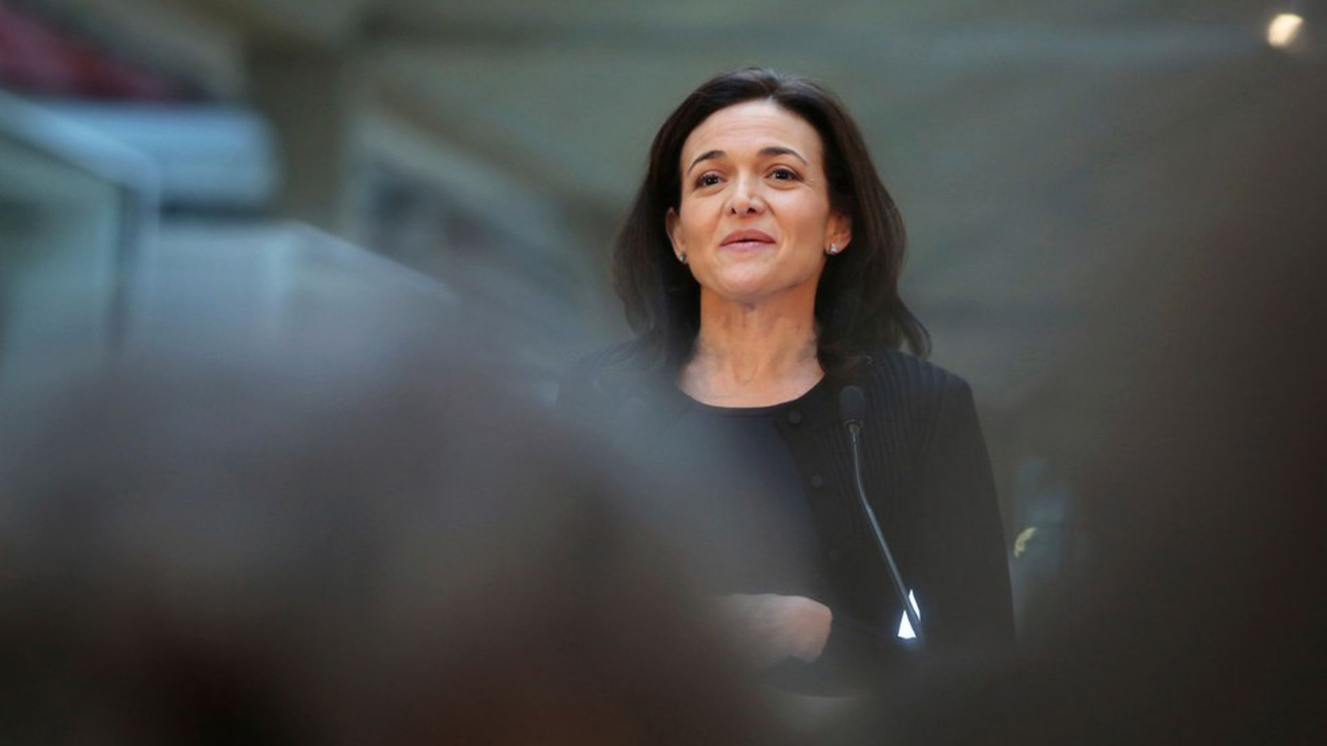 How lawmakers responded to Sheryl Sandberg's pitch