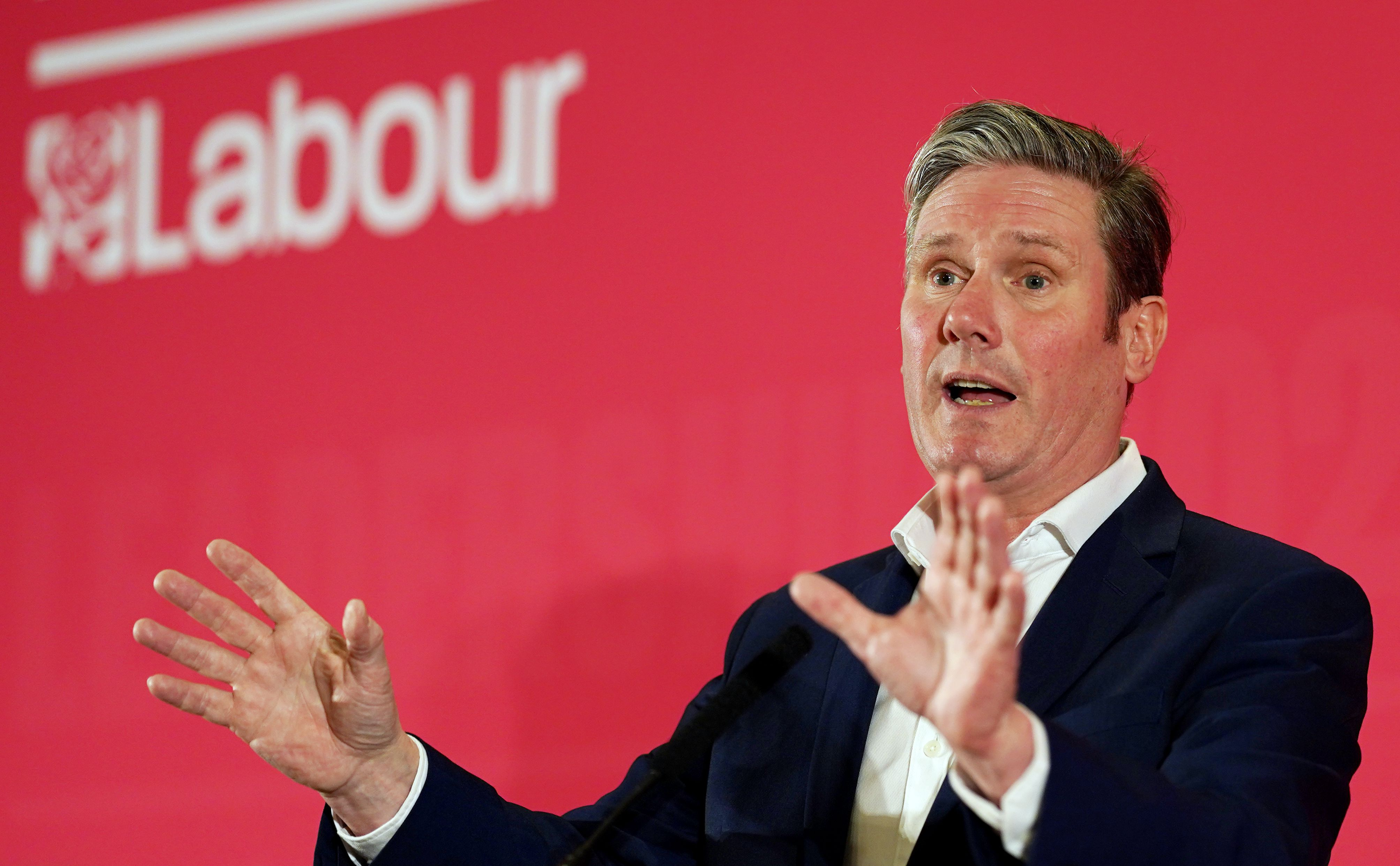 Keir Starmer elected to lead U.K. Labour Party