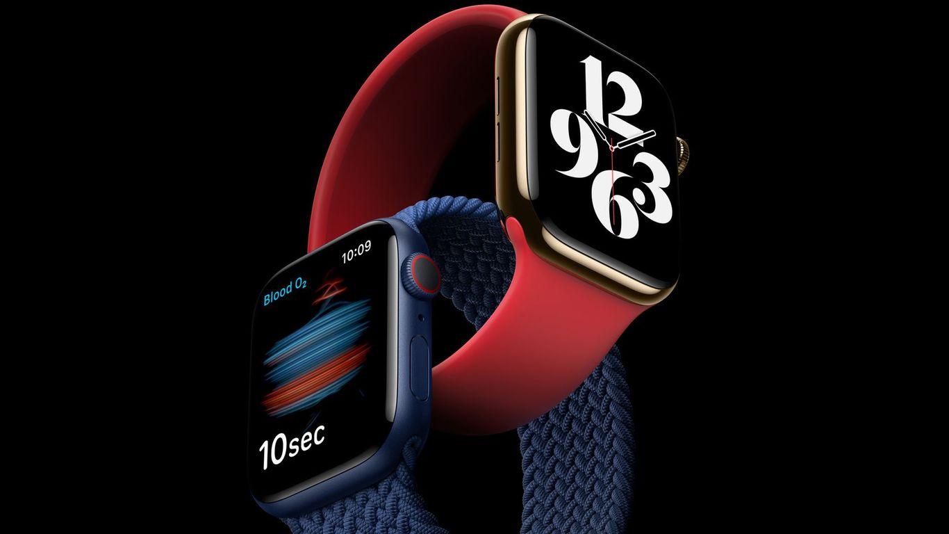 New Apple Watch heralds remote health monitoring