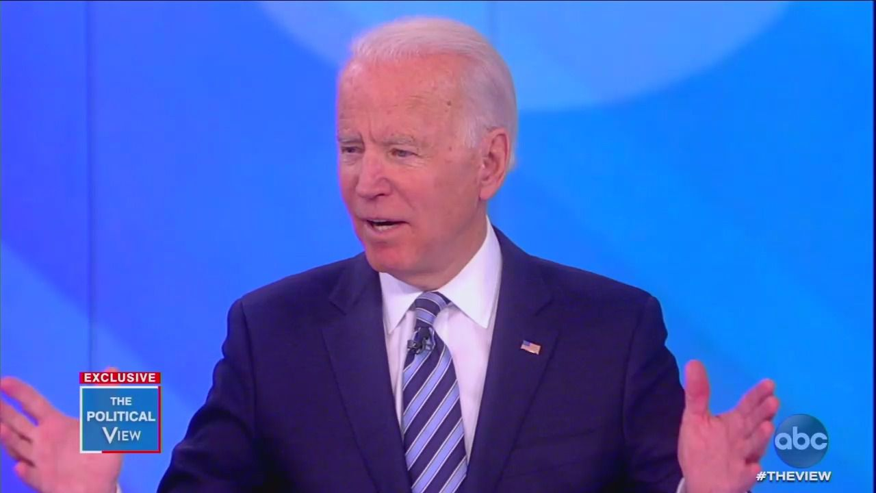 "Joe Biden: ""I don't know what happened"" to Lindsey Graham - Axios"