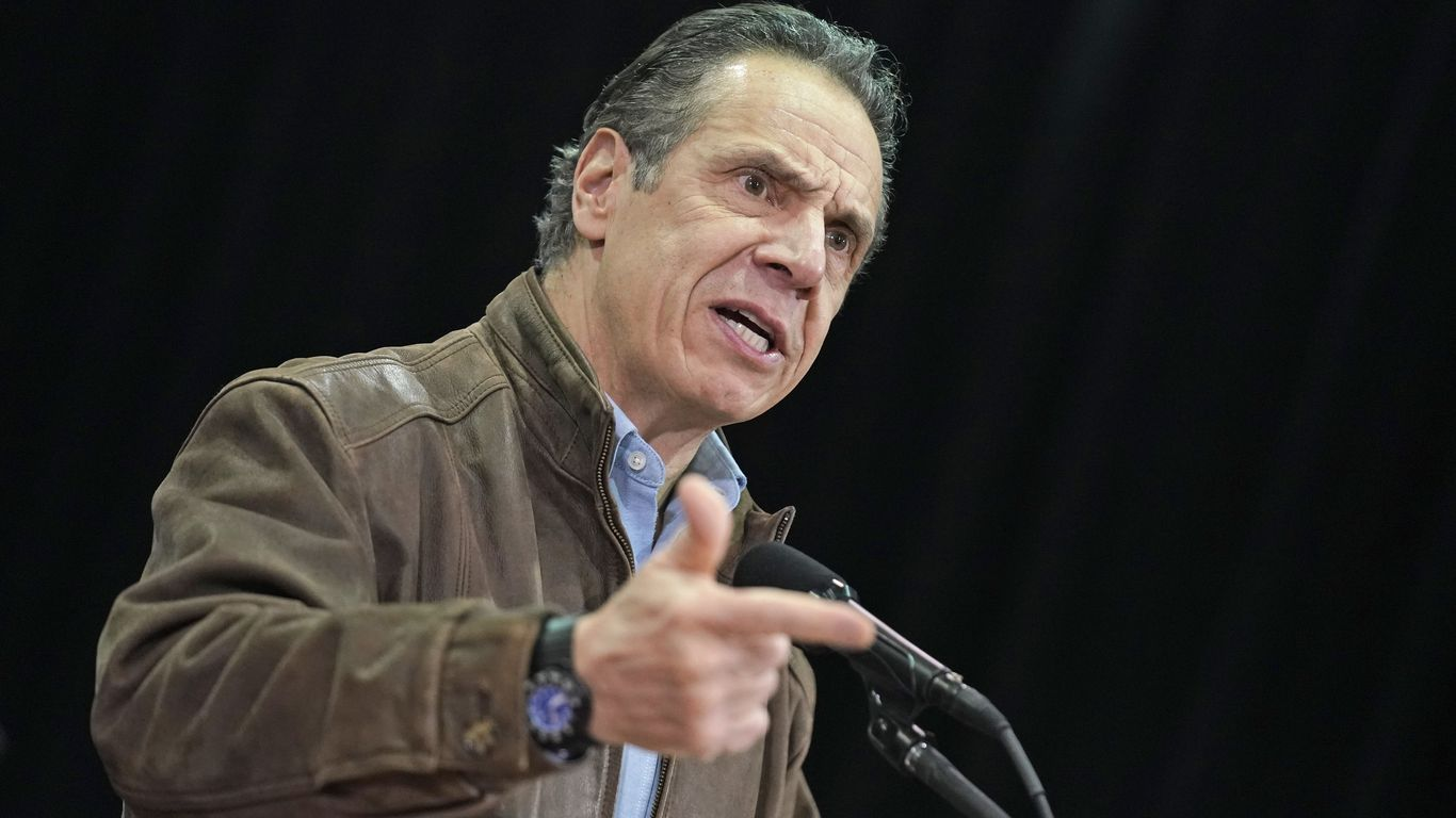"""Cuomo asks New York AG and chief judge to choose """"independent"""" investigator into sexual harassment claims thumbnail"""