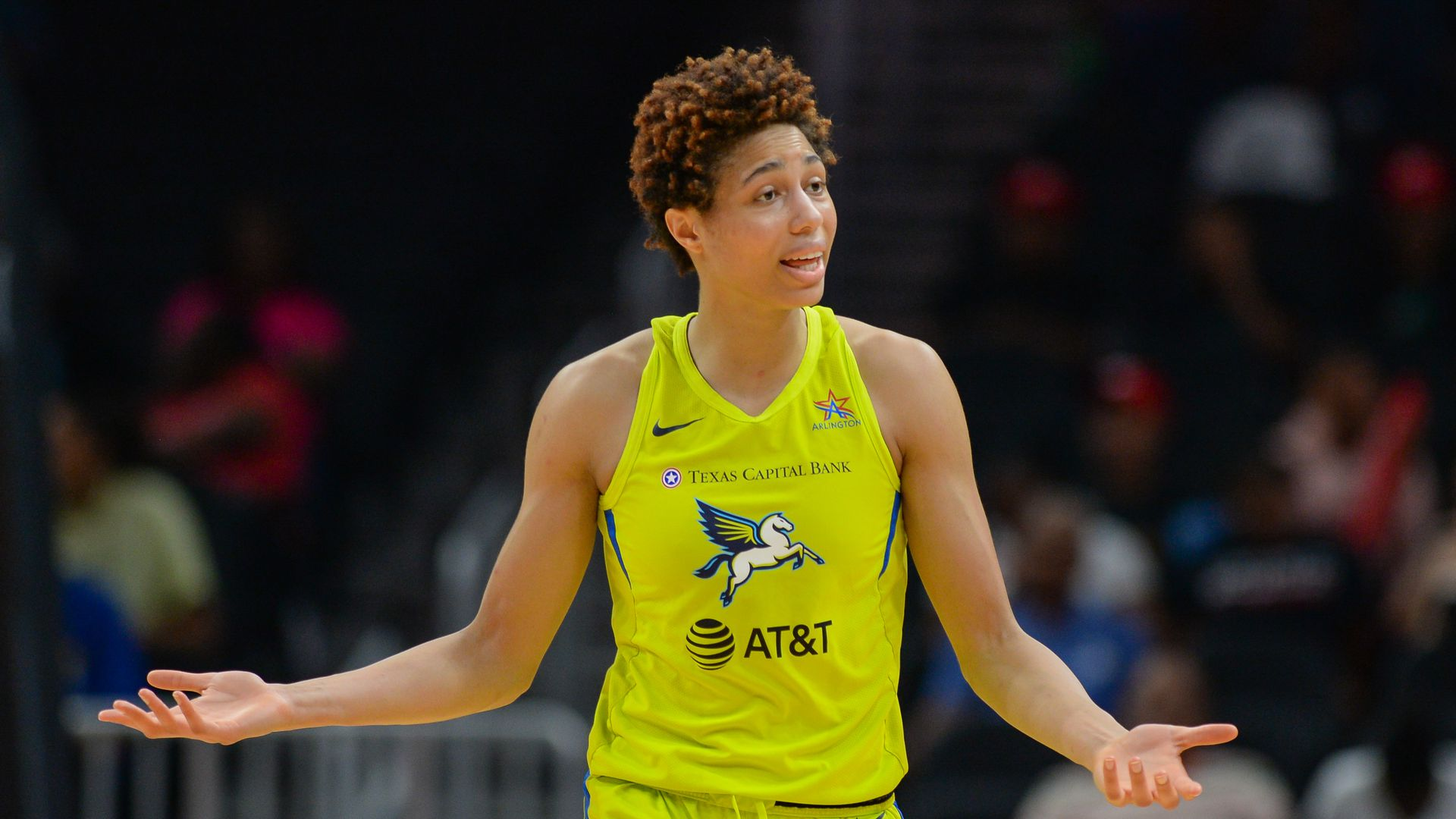 Dallas Wings player