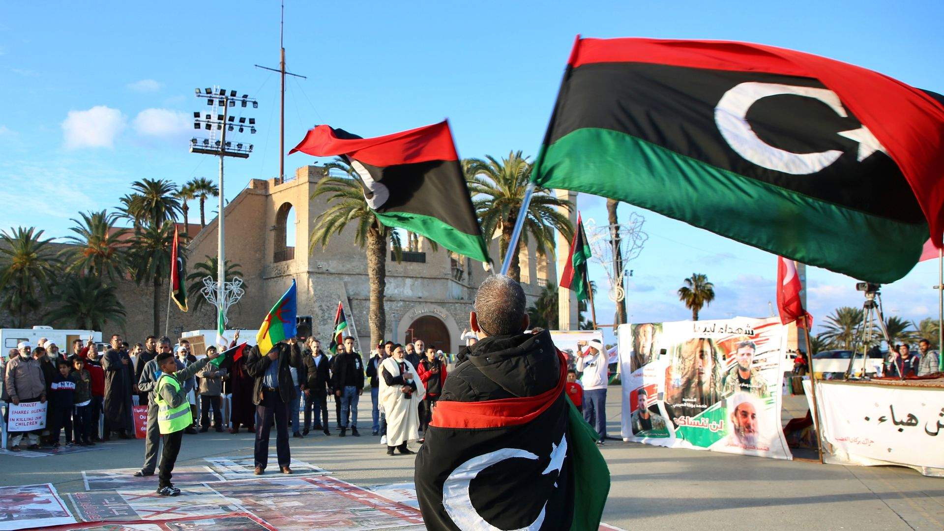 World leaders to gather, discuss Libyan conflict on Sunday