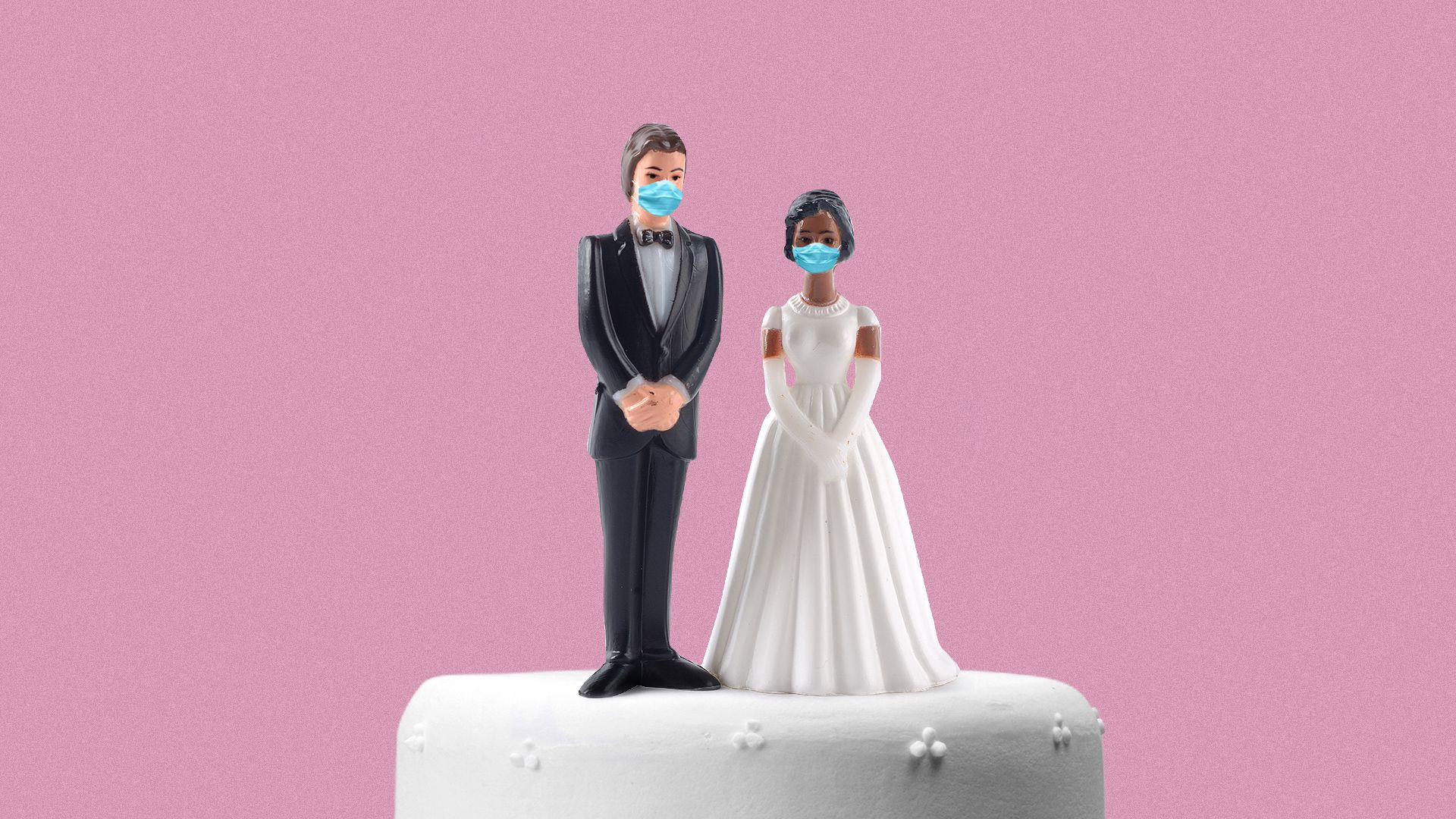 The coronavirus takes the ring out of wedding bells