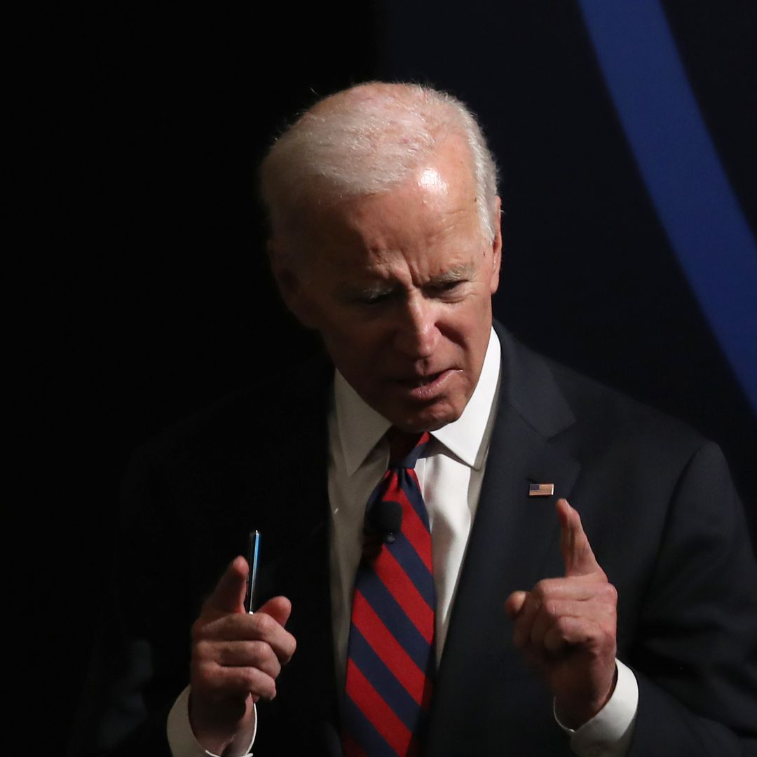 ... 2020 presidential candidate - Former Vice President Joe Biden said on  Tuesday there s consensus within his family for him to become a 2020  presidential ... 380225a3cb