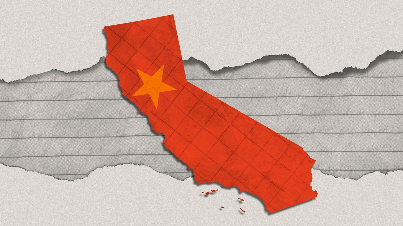 Exclusive: How a suspected Chinese spy gained access to California politics thumbnail