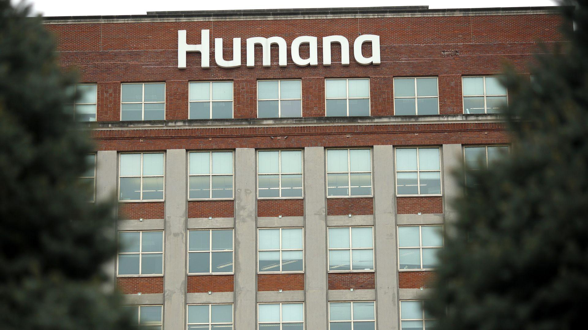 Humana building headquarters.