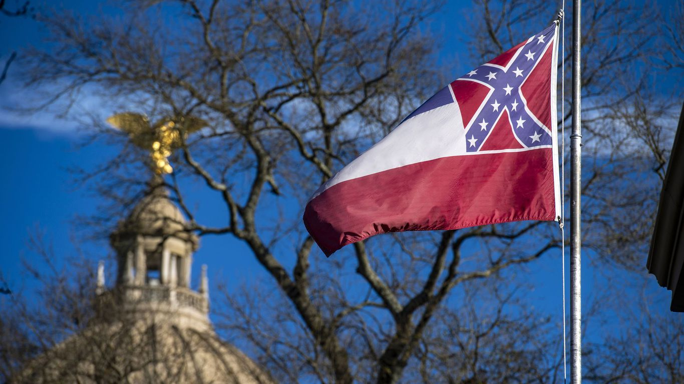 Mississippi Senate votes in favor of creating a bill to remove Confederate symbol from state flag thumbnail