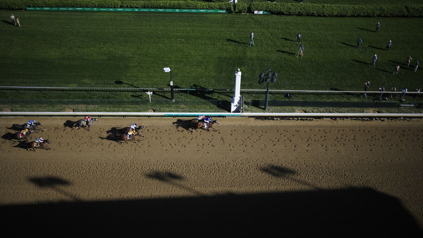 In photos: The 147th Kentucky Derby gets back to regular scheduling thumbnail