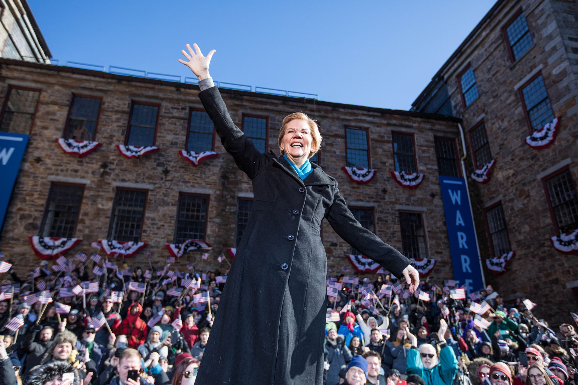 Elizabeth Warren on the issues, in under 500 words