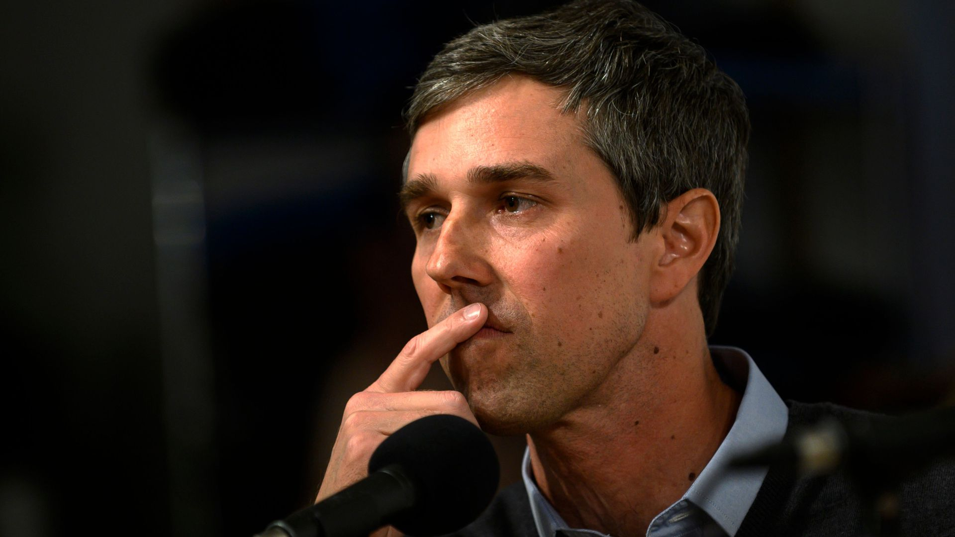 Former Texas Congressman and Democratic party presidential candidate Beto O'Rourke