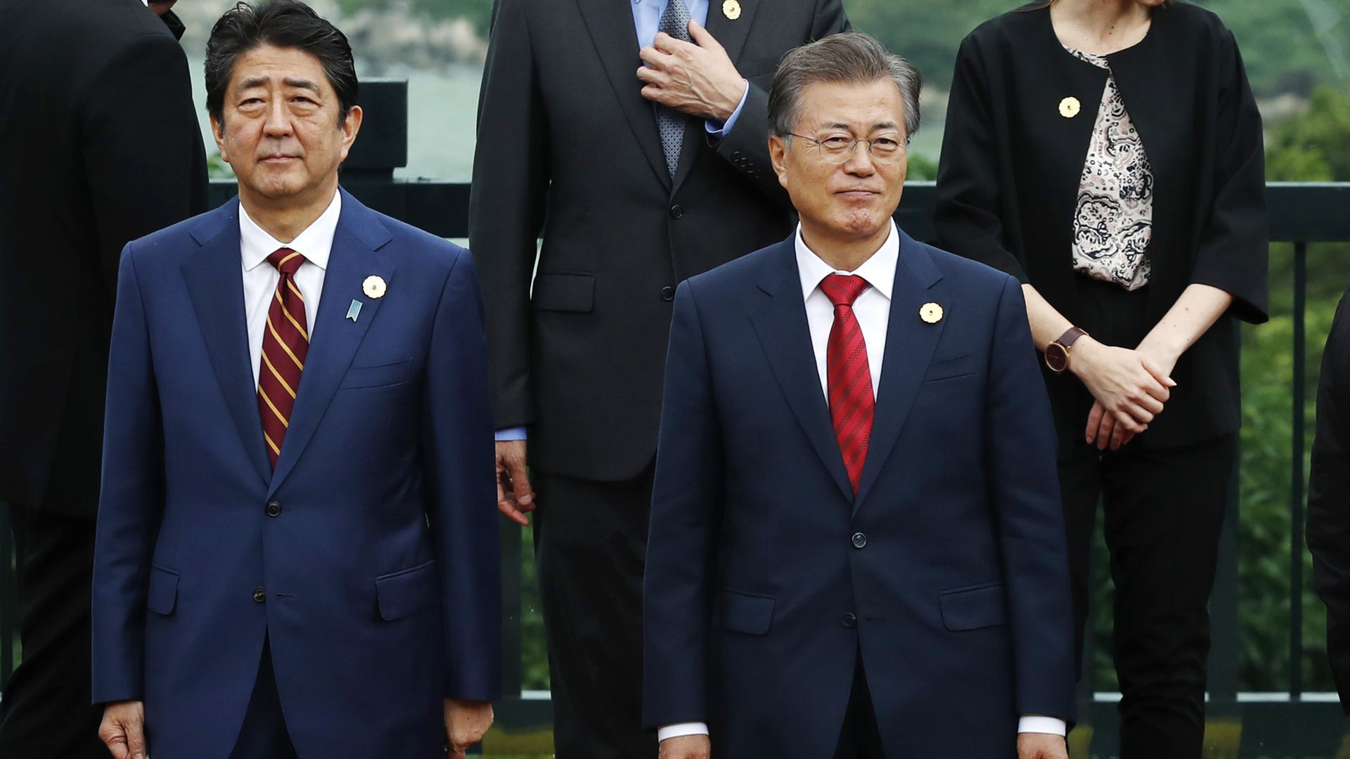 U.S. fails to stop South Korea from axing intelligence deal with Japan