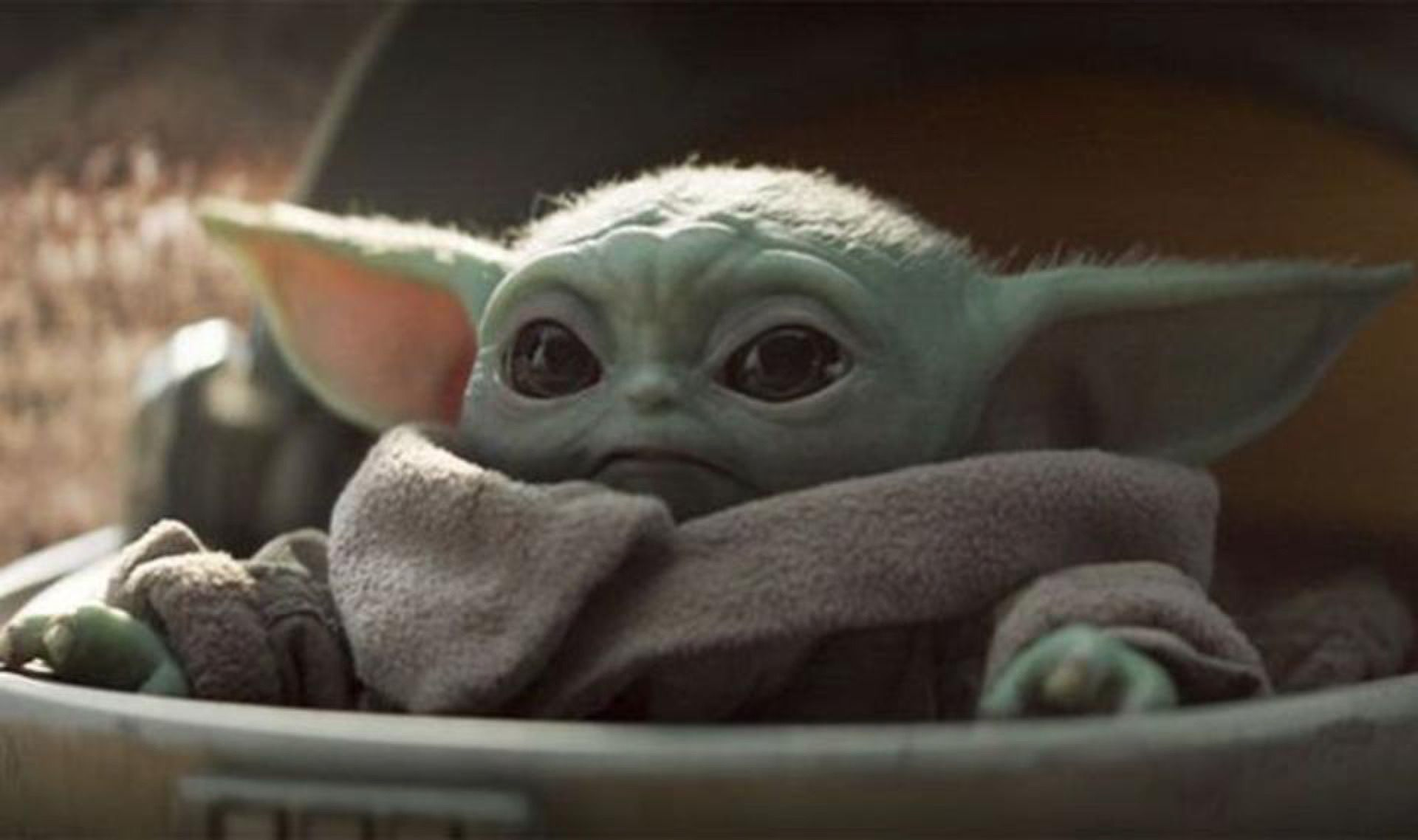 Why Baby Yoda should scare Michael Bloomberg and Deval Patrick
