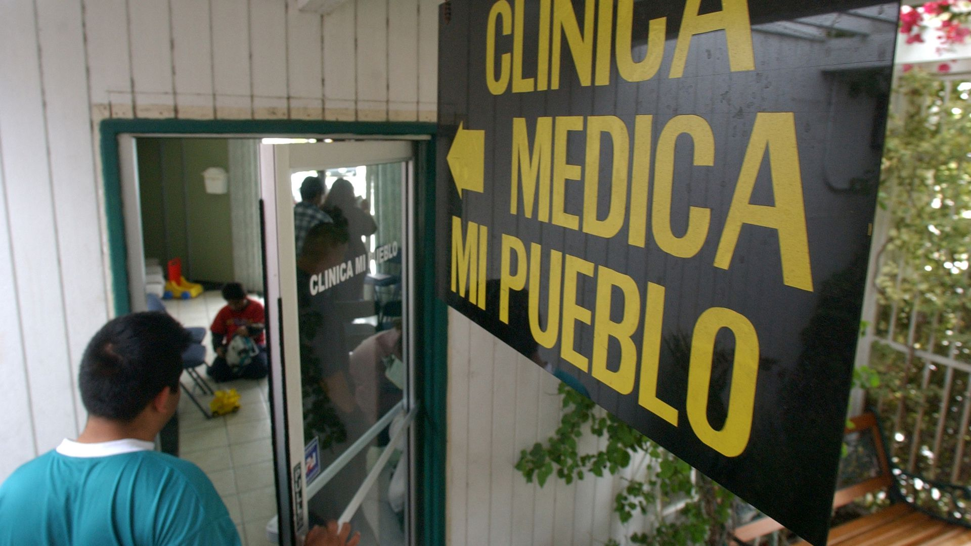 Mi Pueblo clinic is just one of two dozen or so facilities in Orange County that vie for customers among the large, often uninsured immigrant population in Orange County.