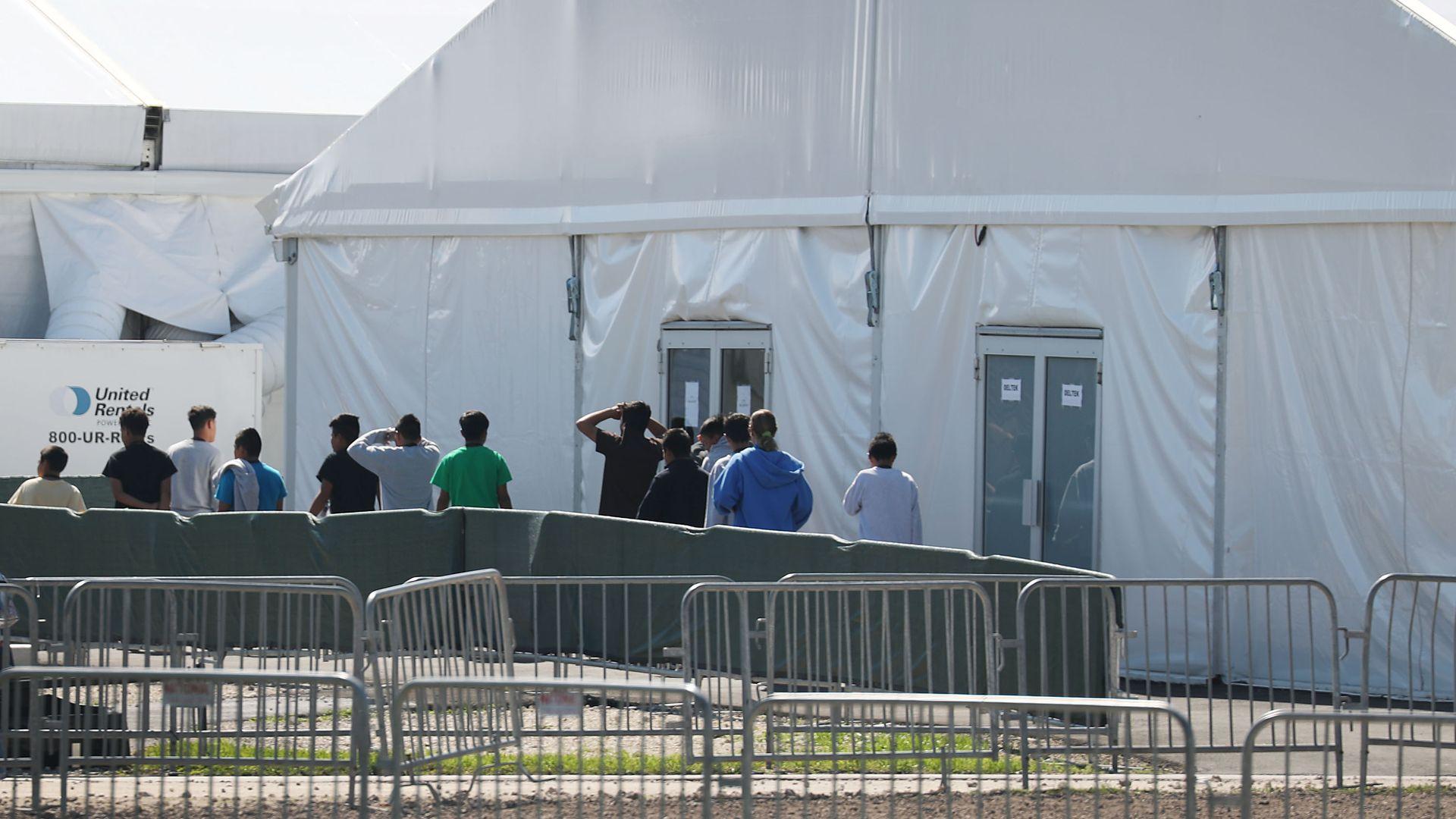 3 Florida congresswomen denied access to largest child detention center in U.S.